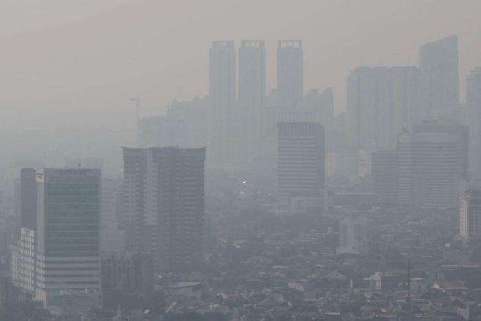 Không khí ô nhiễm, khói bụi chính là nguyên nhân viêm xoang viêm mũi