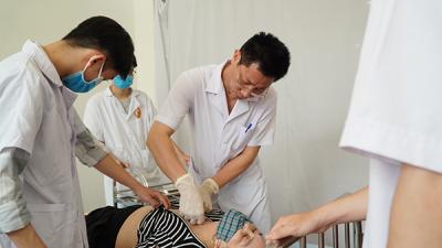 Phương pháp cấy chỉ chữa hen phế quản- bước tiến mang tính đột phá của y học